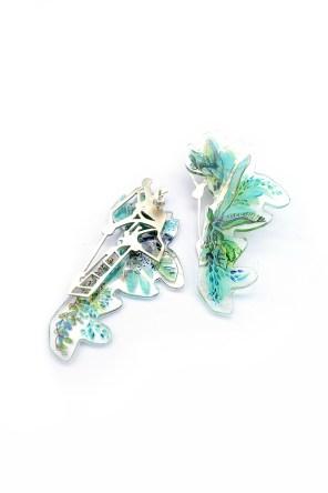 Glasshouse Earrings - £225