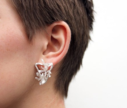 silver-textured-triangle-earrings-3