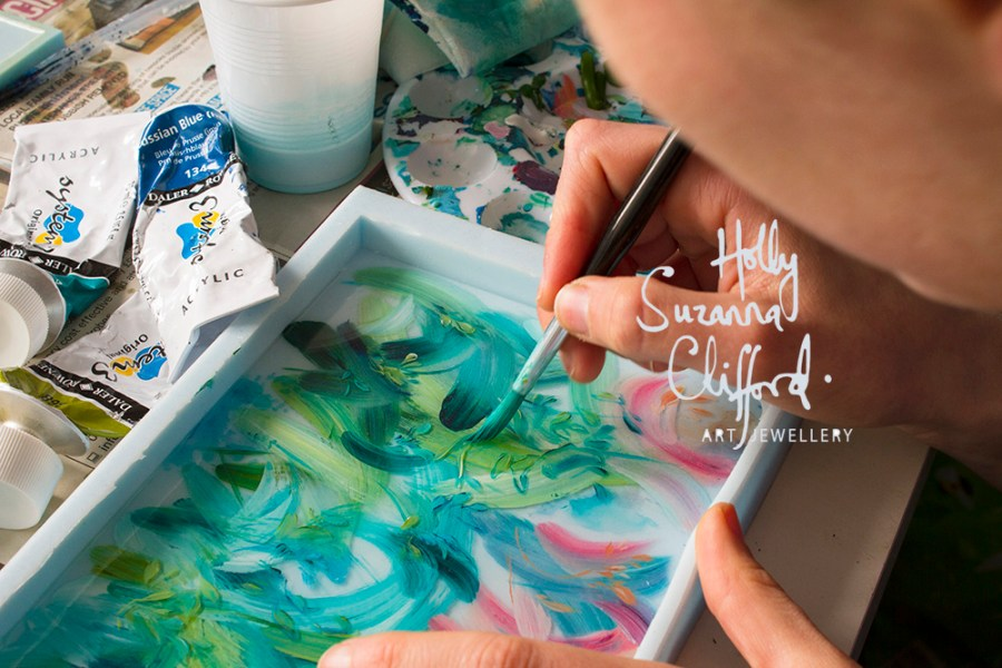 Taking Care of Your (Resin) Jewellery - Holly Suzanna Clifford