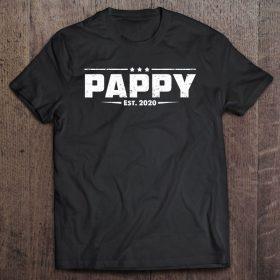 Pappy est 2020 shirt
