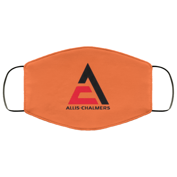 This Is How I Save The World Allis Chalmers Face Cloth Face Mask