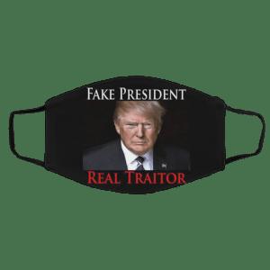 -An-ti-Tr-um-p V-o-te -Det-erge-nt Face Mask