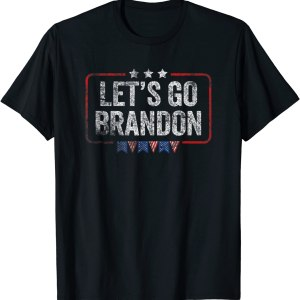 2021 Anti Biden Let's Go Brandon, Joe Biden Chant, Impeach Biden Costume T-Shirt
