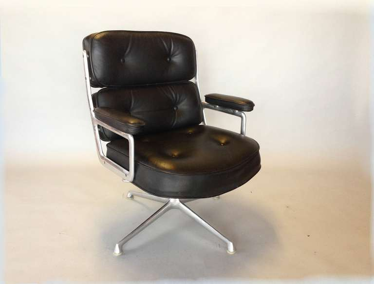 Vintage Time-Life Executive Chair
