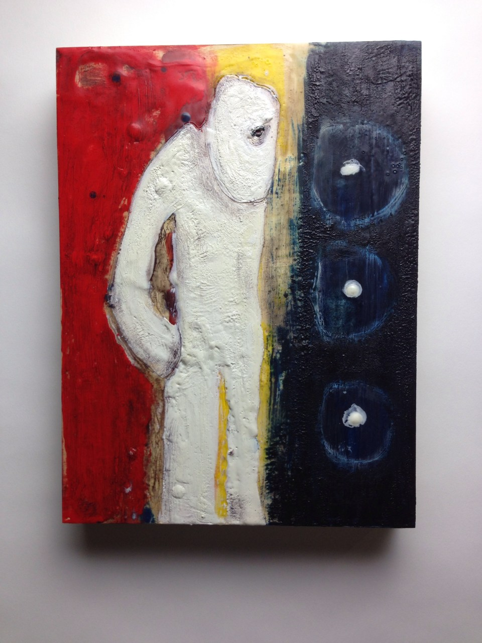 Holly Wilson-Ghost of Their Dead