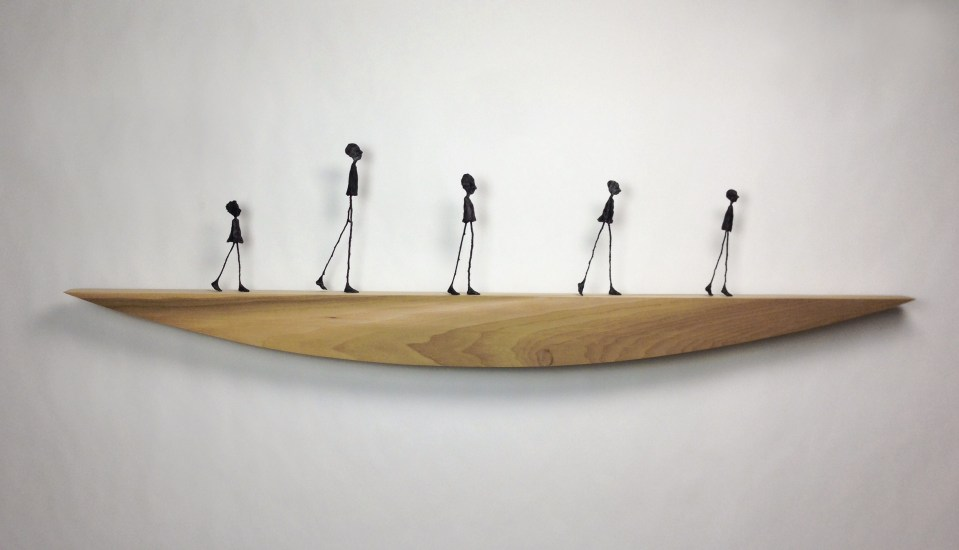 Holly Wilson-Voyage- Cigar Figures