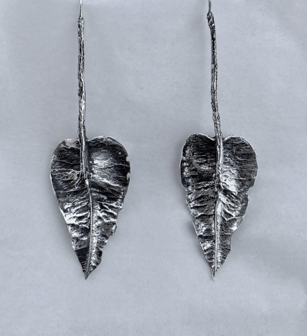 Pod Earrings-Sterling Silver-Holly Wilson