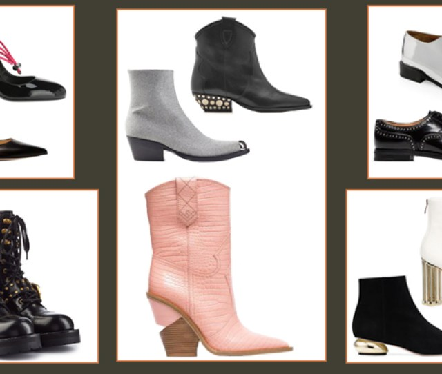Shoe Trends For Fall Hollywoodholland