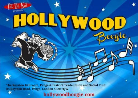Hollywood Boogie swing dance Penge South London