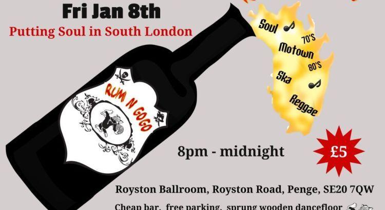Soul club London SE20