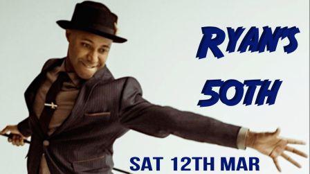 Ryan Francois 50th