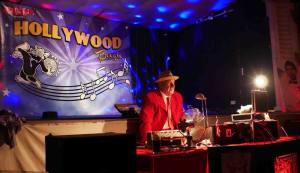 Terry Elliott at 5th anniversary Hollywood Boogie