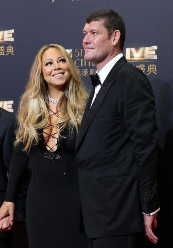 Mariah Carey James Packer Weeding Pics