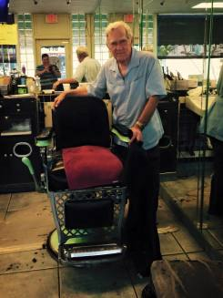 10928846_1580840568850677_3783803696256596015_n Local barbershop 'a cut above the rest' since 1946