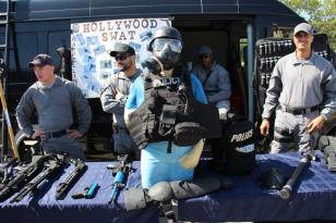 IMG_9356 City of Hollywood hosts public safety event