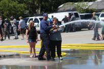 IMG_9366 City of Hollywood hosts public safety event
