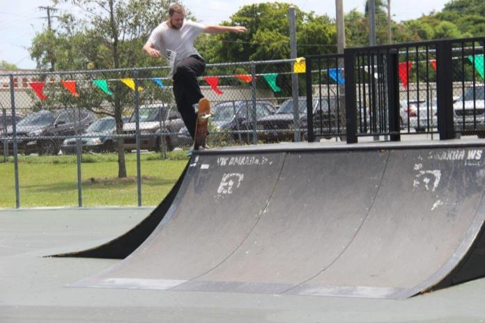 Skateoff