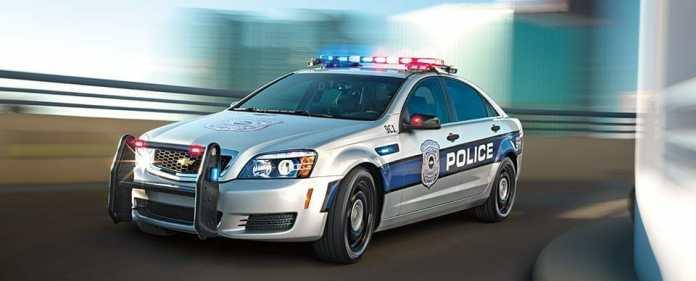 Gmfleet chevy caprice police exterior x