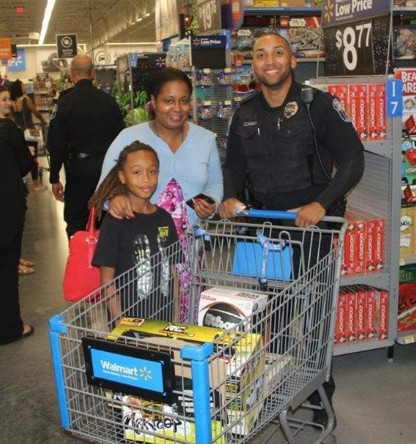 shopwithacop7-e1482344869421 Shop with a Cop event warms hearts, brings smiles