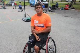 IMG_2981 Adaptive Sports program offers recreation for disabled