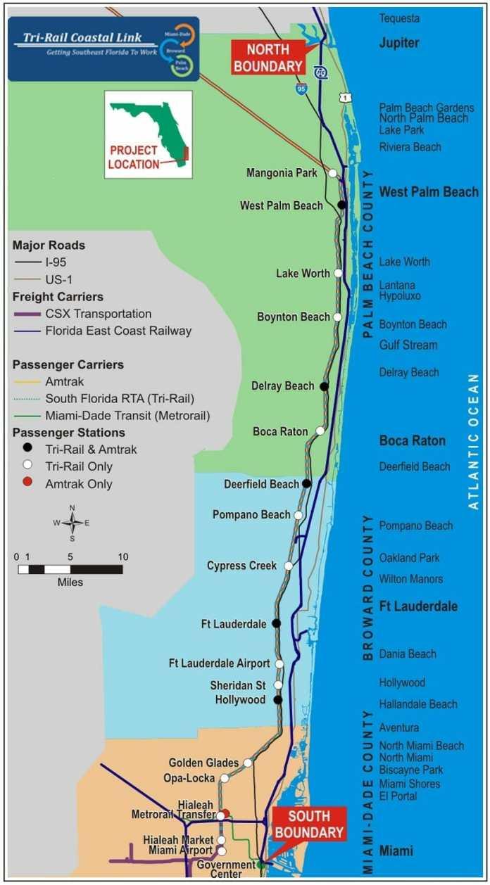 Tri rail link