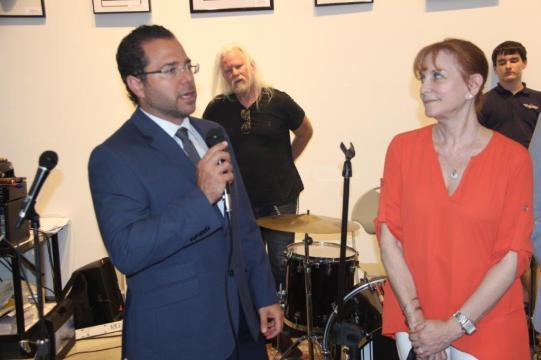 IMG_3066 Reception honors young artists' expressive voices