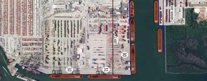 Port everglades southport adding berths