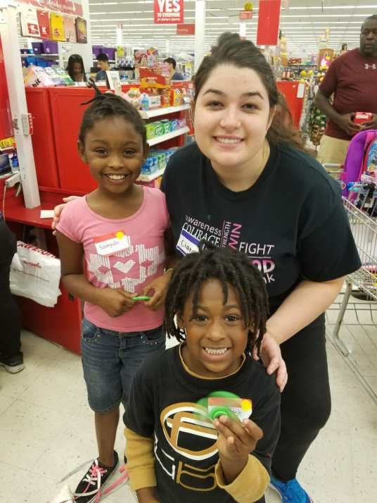 20170805_085628 Hollywood Jaycees assist kids in need with Back-To-School Shopping Spree