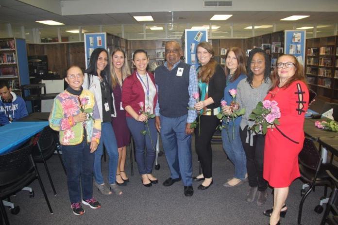 Hollywood hills high school honors mentors