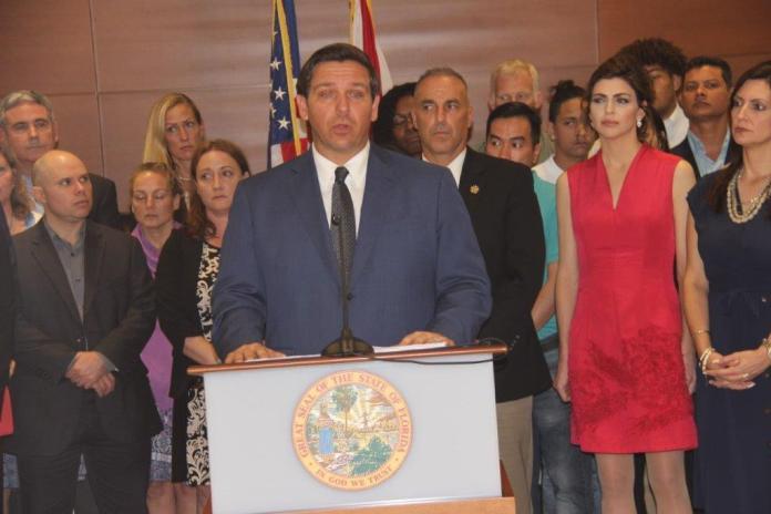 Gov. desantis calls for a grand jury investigation of the broward school district
