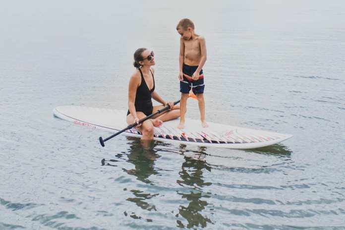 Hollywood to offer more areas for stand up paddle boarding