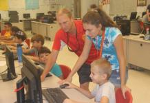 Stem camp at south broward high school