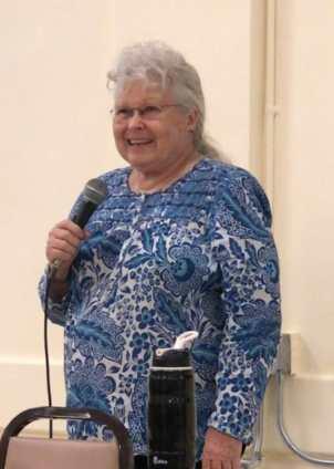 Patricia Antrican