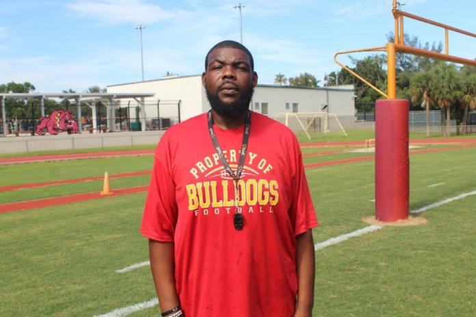 Anthony collins named south broward high school's new football coach