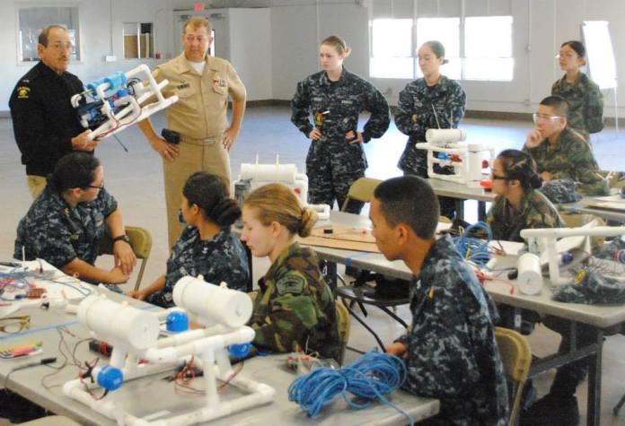 Navy Sea Cadets