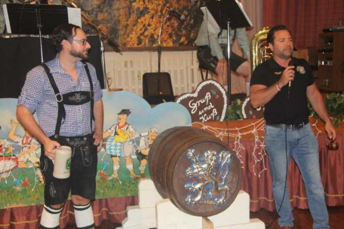 Oktoberfest offers plenty of good food and dancing