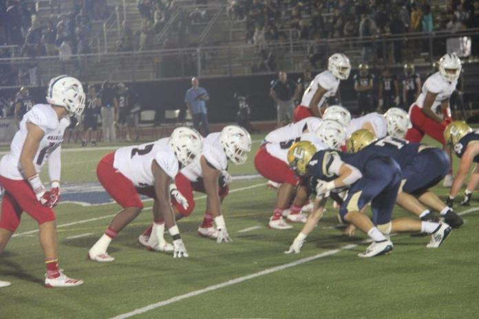 Chaminade madonna defeats calvary christian academy 35 to 0 in playoff game