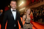 Liev Schreiber and Naomi Watts walk hand-in-hand on the Red Carpet at the 73rd Venice International Film Festival. (Photo courtesy of ASAC Images/Biennale Cinema)