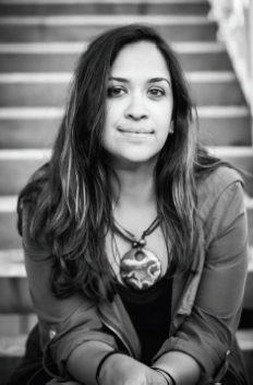 Meena Singh, Co-Producer & Cinematographer of LITTLE STONES.