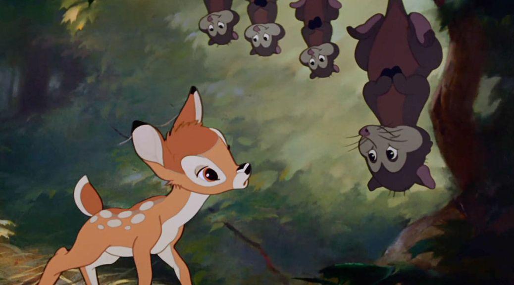 75th Anniversary Of Bambi 1942 Hollywoodglee