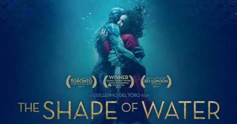 Film Review The Shape Of Water Guillermo Del Toro 2017 Usa
