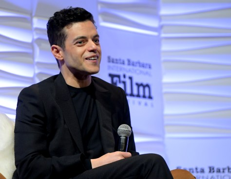 34th Santa Barbara International Film Festival - Outstanding Performer Award Honoring Rami Malek