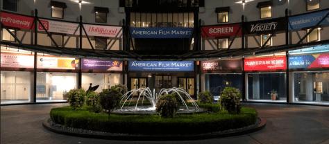 American Film Market Sign