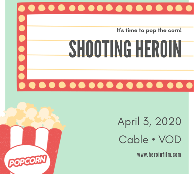 Don't Miss This! SHOOTING HEROIN Coming Today