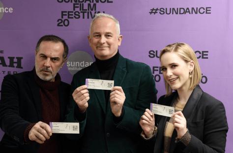IRONBARK Sundance cast