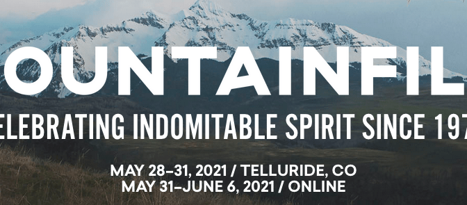 Mountainfilm Announces 2021 Award Winners