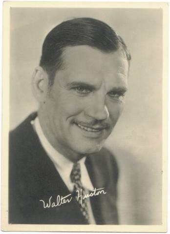 Walter Huston 1884 1950