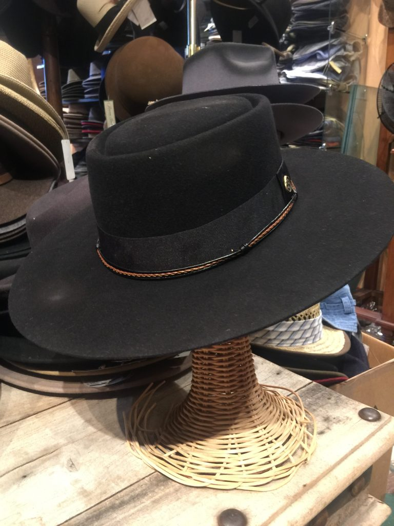 Gaucho Style Hat  The Bohemian by Biltmore