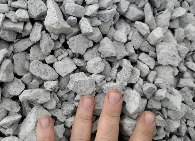 Crushed Stone Middle