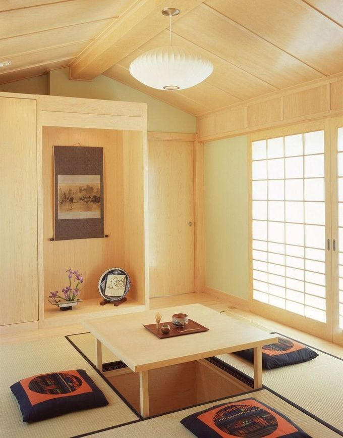 Small Japanese Living Room